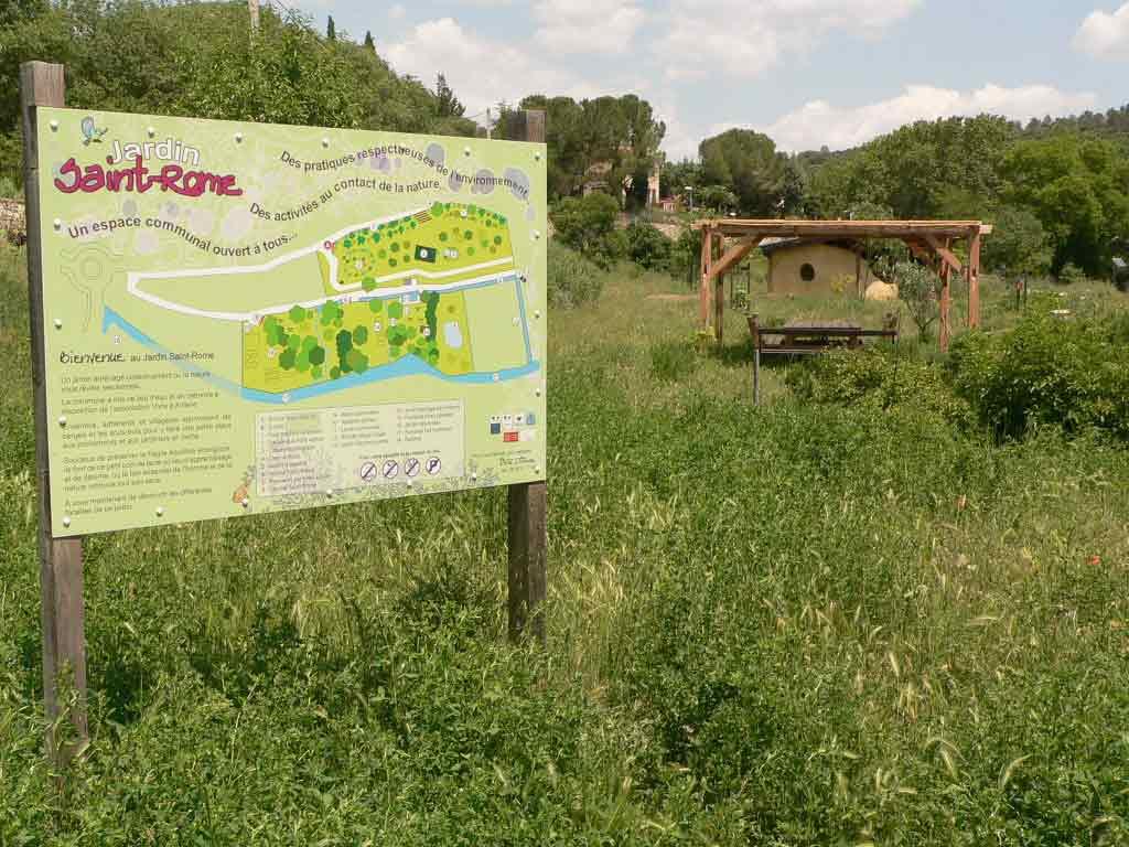 Le jardin saint rome for Le jardin 489 rome